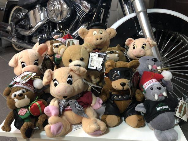 Harley Davidson Mis Maskotka Kolekcja Orginal