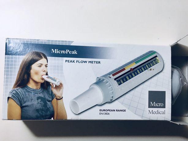 Пикфлоуметр MicroPeak