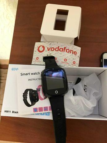 Детские часы Smart Baby Watch Hw11
