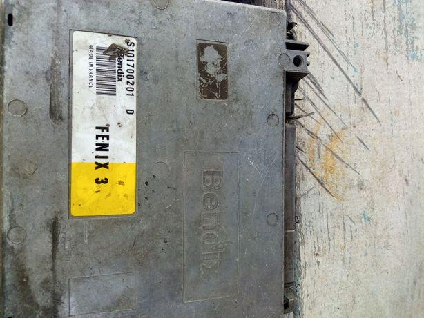 Блоки управления на Пежо 605 3.0