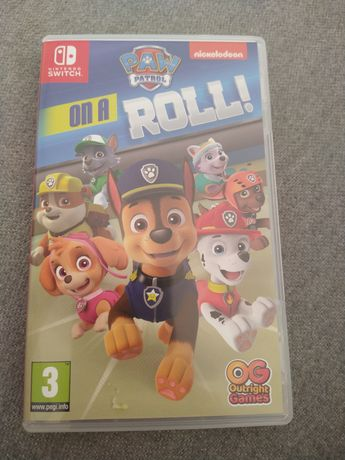 Gra Paw Patrol on a Roll