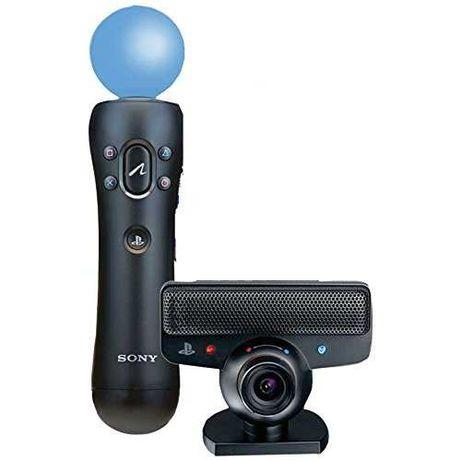 PlayStation 3 Move + kamerka PlayStation Eye