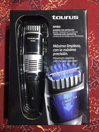 Aparador de Barba Taurus Spiro - NOVO