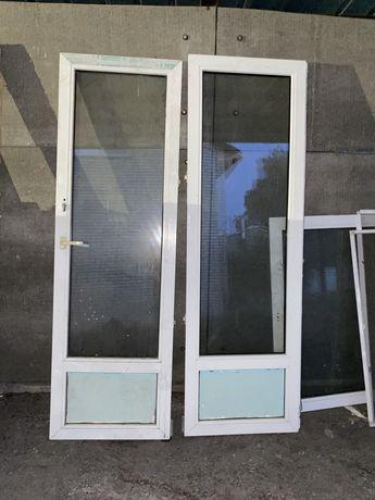 ПРОДАЮ двери стеклянные + ВСТАВКИ