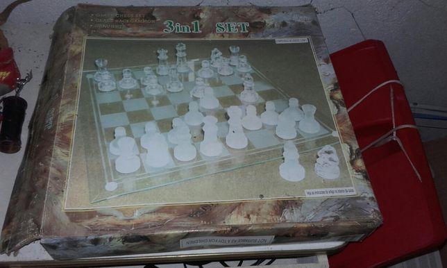 Xadrez nunca utilizado