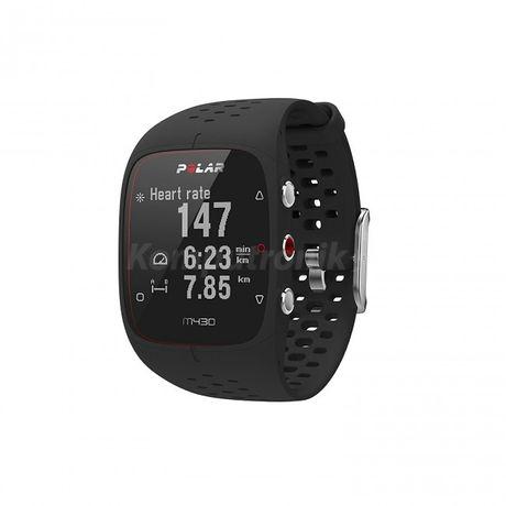Zegarek Polar M430 czarny NOWY,PROMOCJA!zegarek do BIEGANIA,GWARANCJA