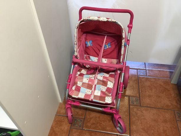 Wózek dla lalek spacerówka