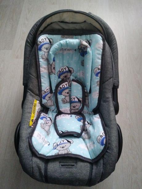 Wkład( wkładka) do fotelika ( nosidełka) Makles Design