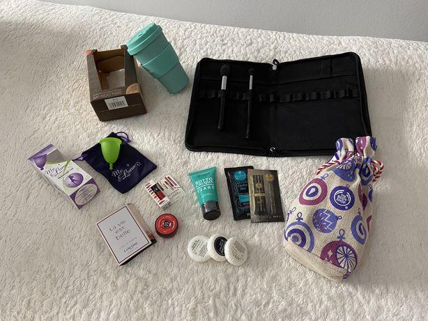 Copo menstrual Me Luna NOVO - ofertas sephora, the body shop, lancome