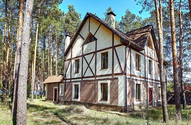 Продается дом в лесу