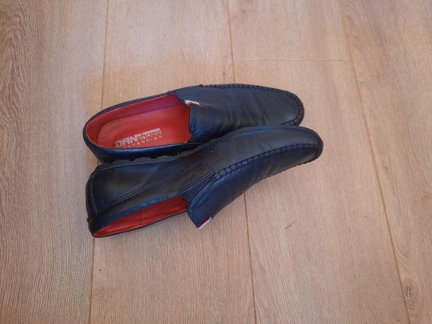 Кожанный туфли, (новые )из Турции