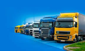 Parking TIR ciężarowe