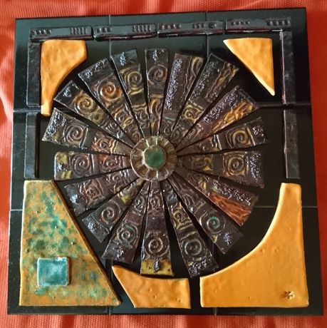 Painel decorativo / Mandala II