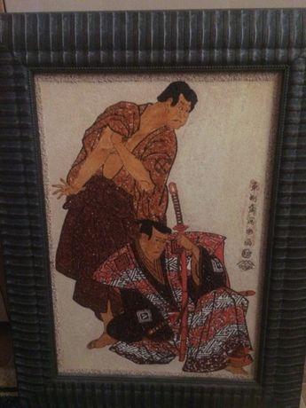 Продам картину из янтаря