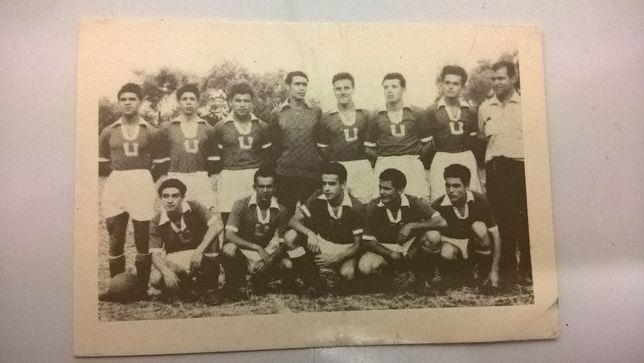 """Calendário Antigo Grupo Desportico """"Os Unidos"""""""