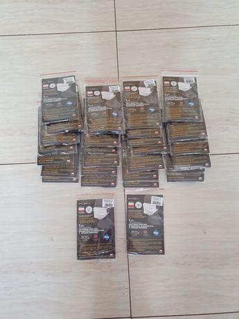 Maseczka wielorazowa z jonami srebra (PROMOCJA!!! 50 sztuk 200 zł)