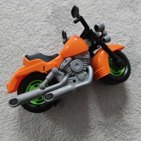 Zabawka motocykl