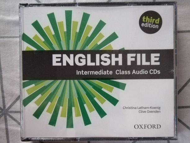 CD do podręcznika ENGLISH FILE