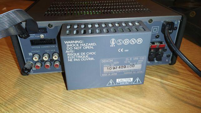 amplificador Denon