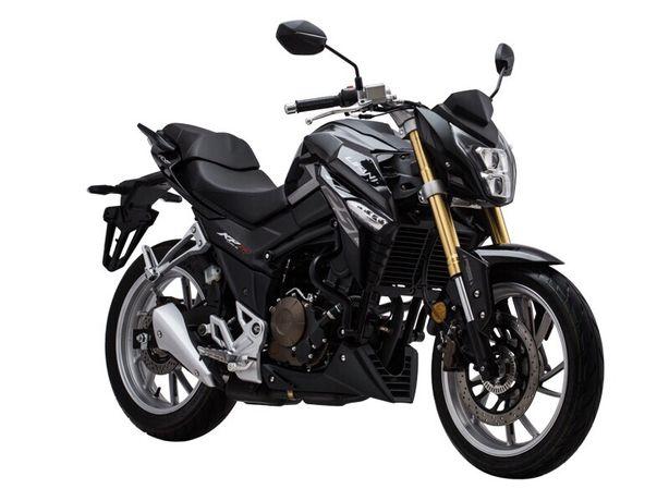 Новинка Мотоцикл Lifan KP250