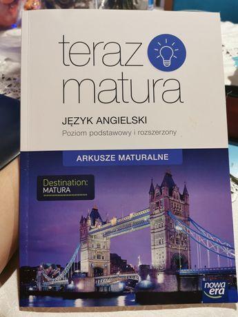 Arkusze maturalne teraz matura język angielski