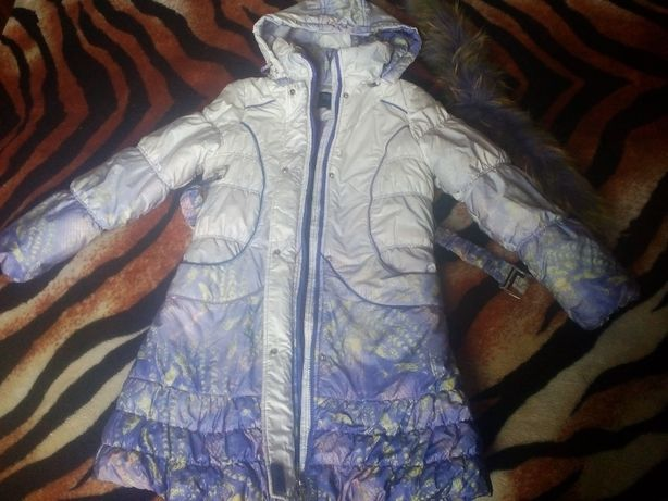 Распродажа зимней одежды! Детская зимняя куртка.