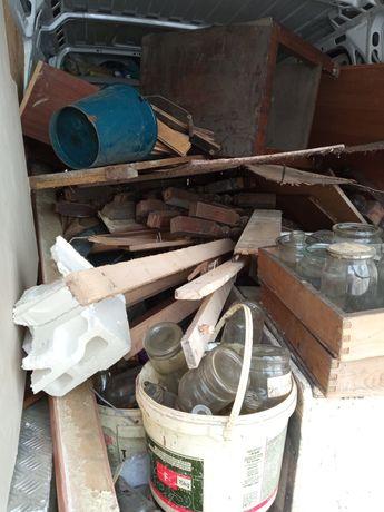 Wywóz WSZYSTKIEGO Mieszkania piwnice strychy działki domy garaże GRUZ