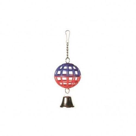 Trixie Zabawka piłka z dzwonkiem