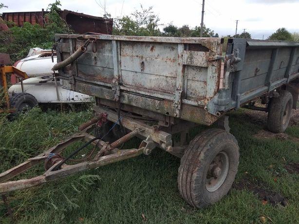 Прицеп 2ПТС-4 тракторів МТЗ ЮМЗ