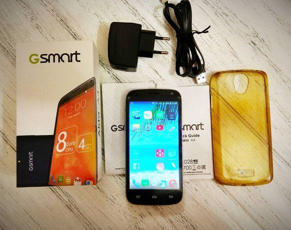 Смартфон Gigabyte GSmart Akta A4 8 ядер