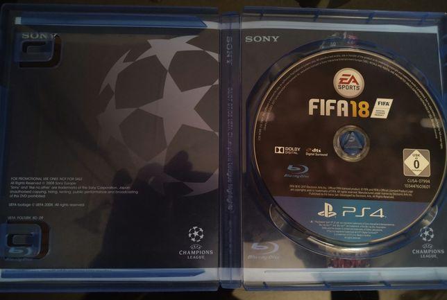Fifa 18 PL PlayStation 4