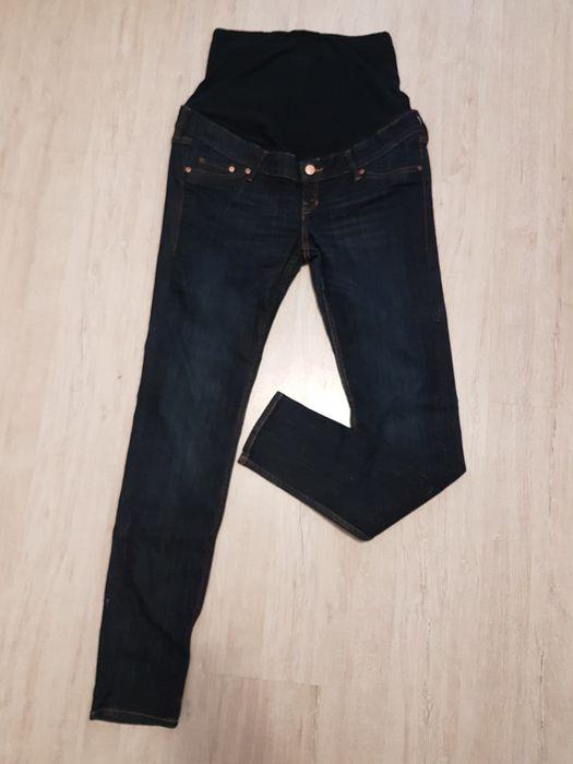 Spodnie ciążowe H&M rozmiar 38 Stargard - image 1