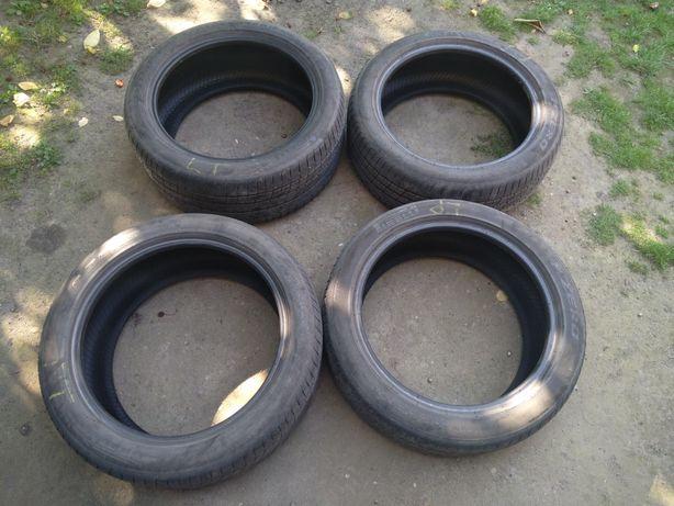 4 sztuki opony Pirelli PZero 275/40 R19 245/45 R19 Bmw X3 F25 run flat
