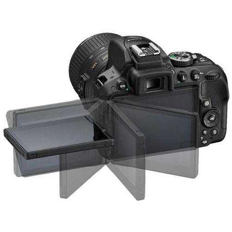 NIKON D5300+18-55VR 24.2 MP-Nova C/garantia + oferta 2 bolsas
