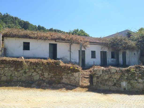 Quinta c/ Casa Térrea p/ Restauro