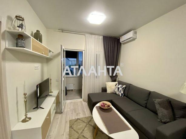 1-комнатная квартира с ремонтом в кирпичном новострое с АГВ.
