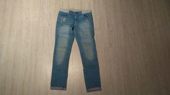 Spodnie jeansowe rozmiar 122 Cool Club Smyk