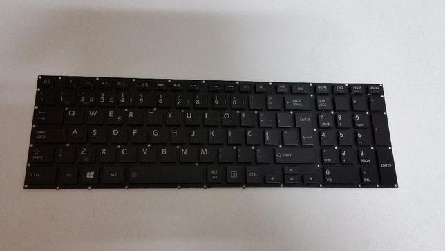 Teclado Novo Toshiba P50-A-144 P50-A-12Z P50-A-11L P50-A-125