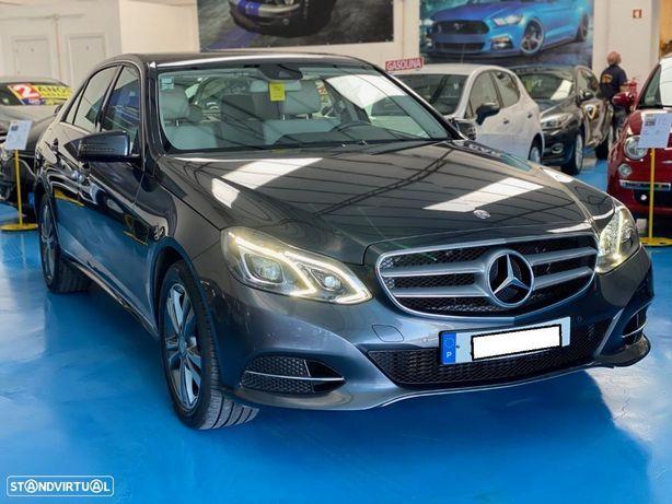 Mercedes-Benz E 250 CDi Avantgarde BE Auto.129g