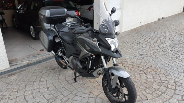 Honda NC750X 2015