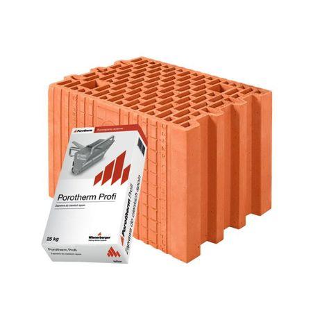 Porotherm 25 Profi P+W klej gratis Radom Makowiec Od ręki