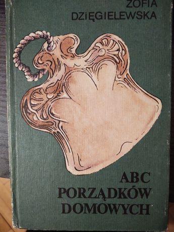ABC porządków domowych - Zofia Dzięgielewska