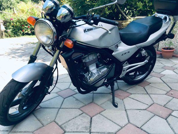 Kawasaki ER5 1999 Sprawny Po Serwisie