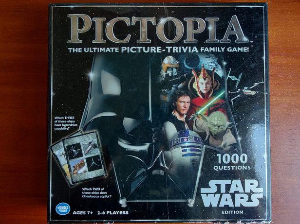 Настольная игра PICTOPIA Star Wars