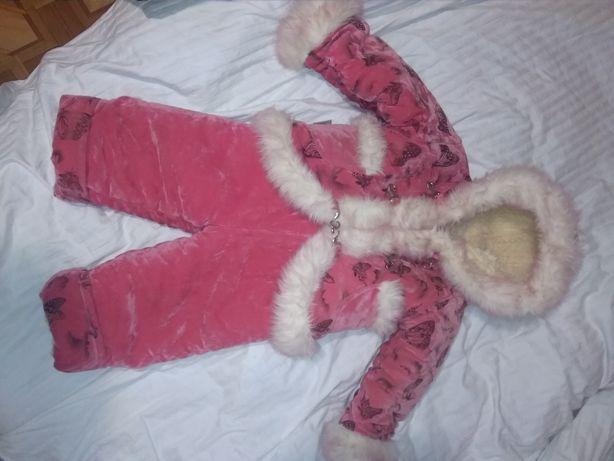Дубленка, зимний костюм