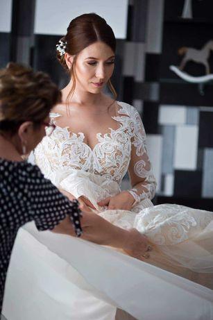 Suknia ślubna Katy Corso roz 38