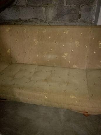 Łóżko z funkcją spania