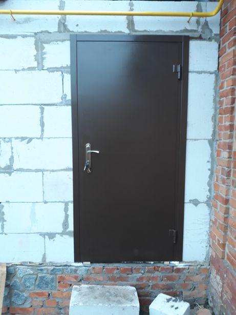 Двери входные любых размеров под заказ