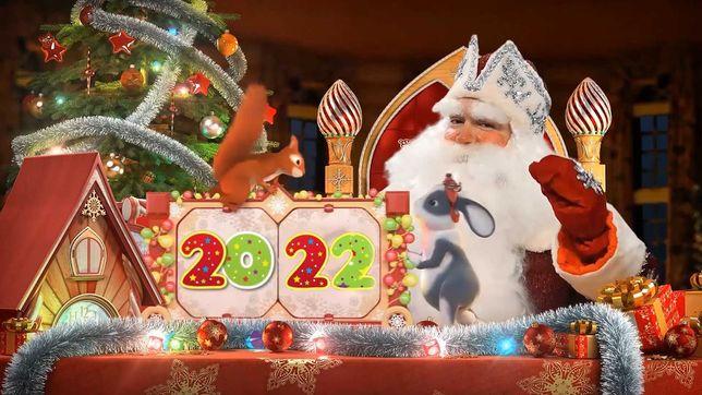2022 франшиза - поздравления от Деда Мороза (окупаемость 1 день)