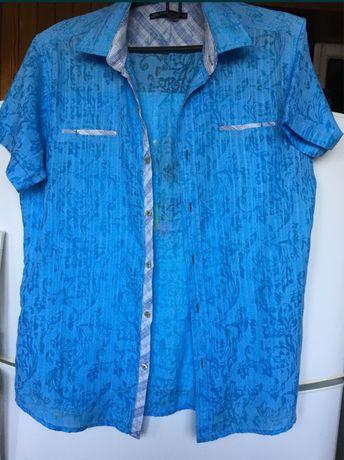 Рубашка на мальчика подростка 48 р Турция